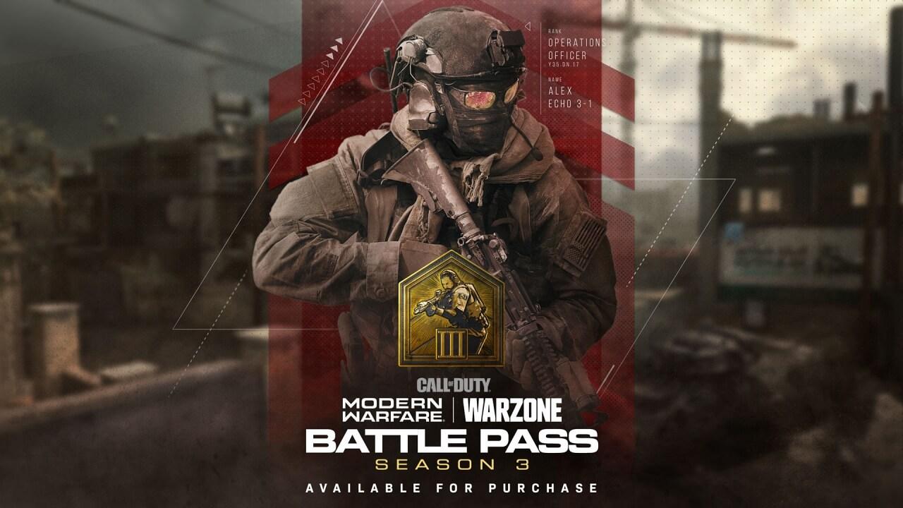 MW Season 3 Battlepass