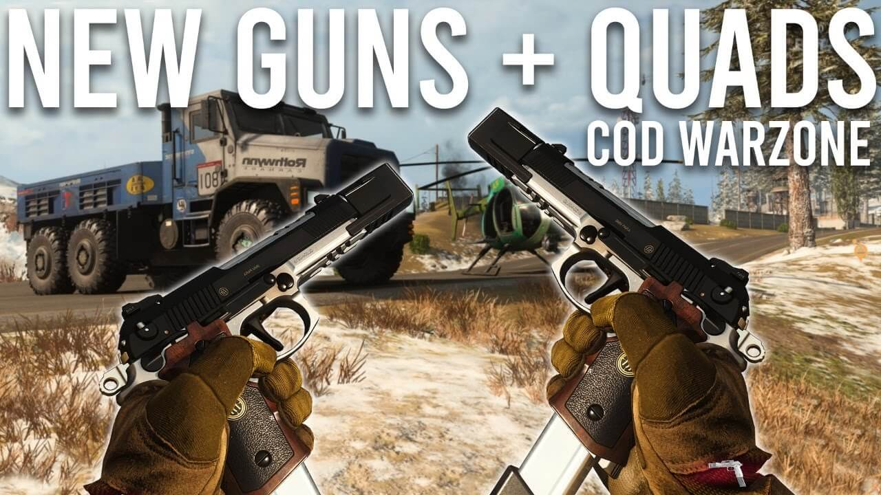 Season 3 Guns