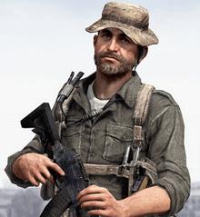 Captain Price Model