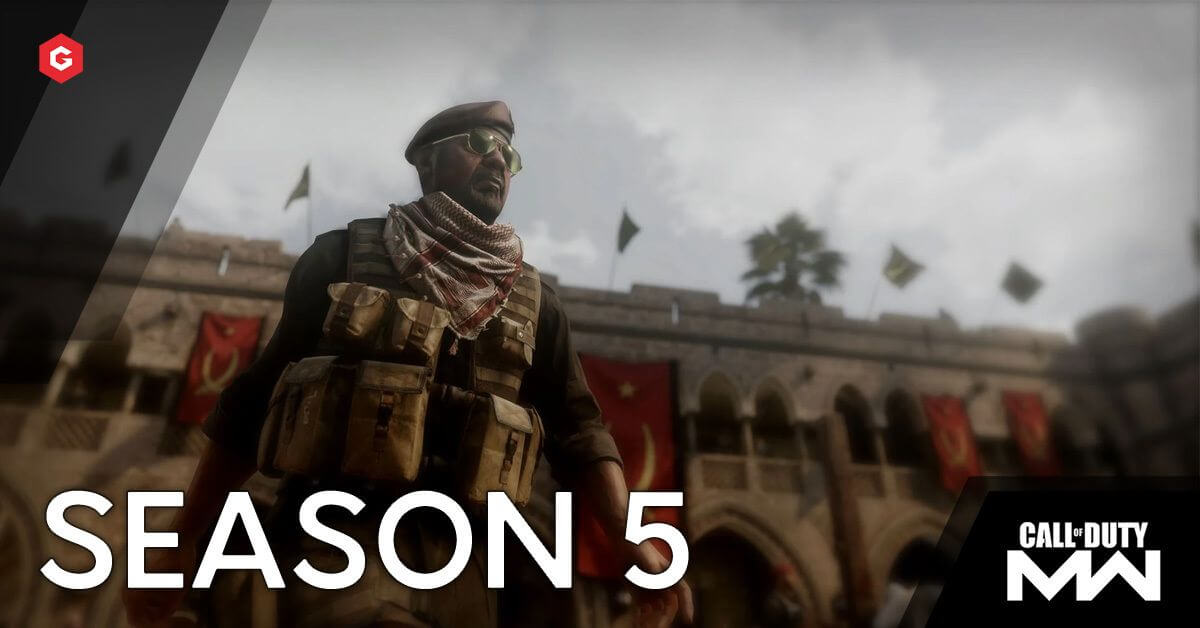COD Season 5 New Maps