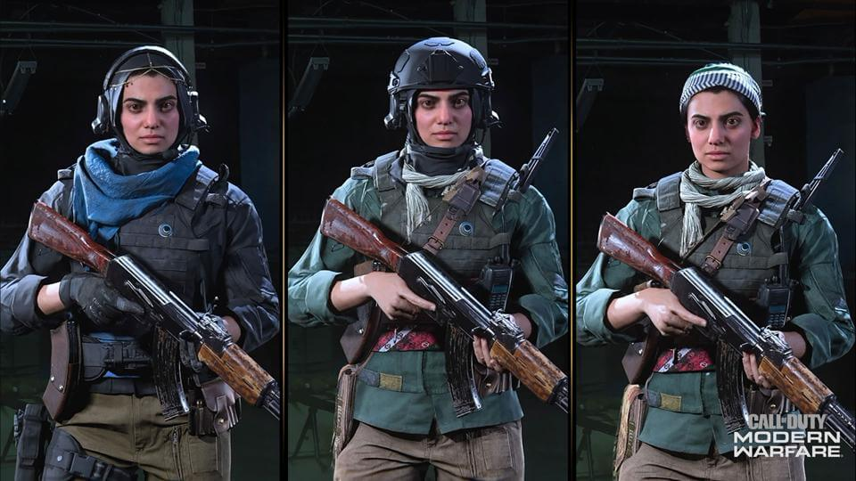 COD Season 6 New Operators