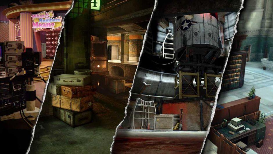 Call of Duty cold war season 1 maps