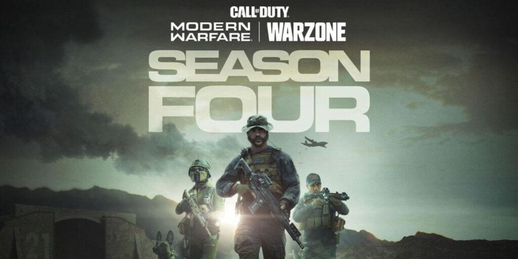Call of duty Season 4 warzone updates