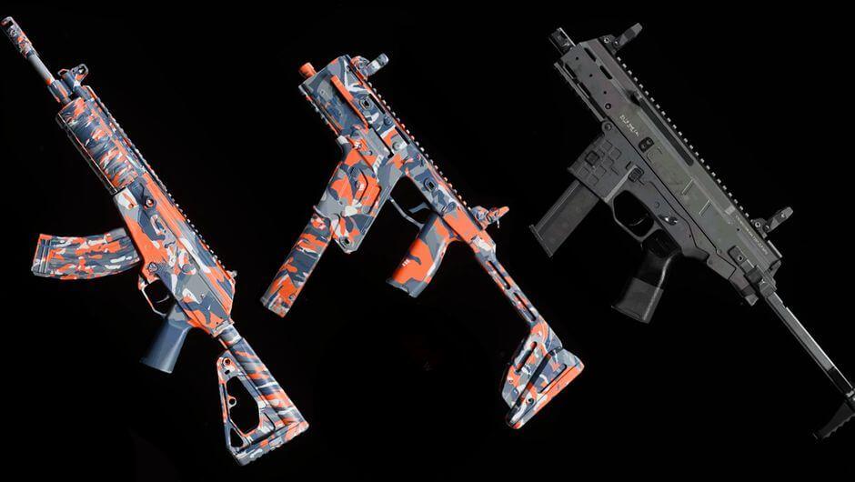 Season 4 New weapons
